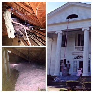 Tomball attic-repair