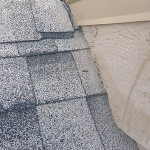 Side Wall Roof Repair After